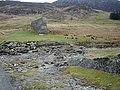 Llyn Eigiau dam - geograph.org.uk - 1702333.jpg