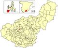 LocationUrbanización Los Olivos.png