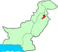 Location of Jhelum.png