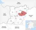 Locator map of Kanton Évron 2019.png