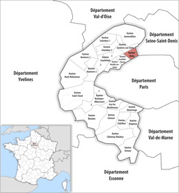 Locator map of Kanton Clichy.png