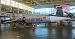 Lockheed F-104A Starfighter 2 (30558143472).jpg