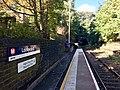 Lockwood station facing north, October 2020.jpg