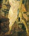 Loenardo e verrocchio, battesimo di cristo, 01.jpg