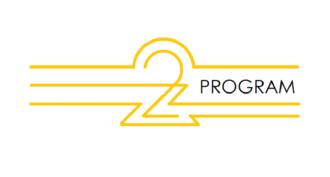 TVP2 - Image: Logo TVP2 z lat 1981 1987