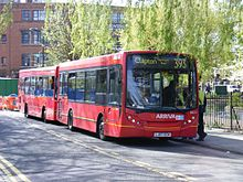 List Of Bus Routes In London Wikipedia - North east london bus map