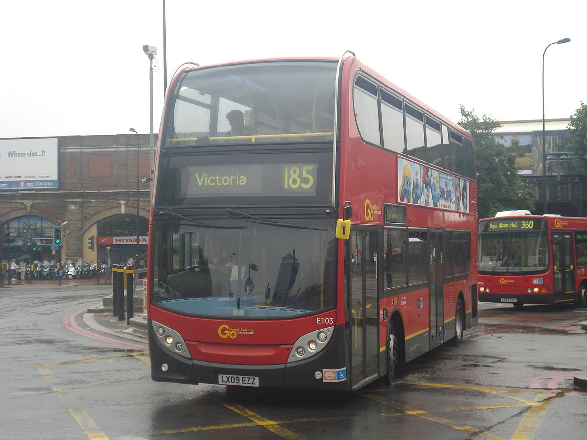 london buses route 185 - wikipedia