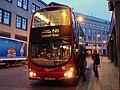 London General WVL8 on Route N11, Hammersmith, 27 May 2014.jpg