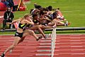 London Grand Prix 2012 100m Hurdles.jpg