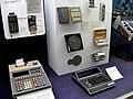 London Science Museum by Marcin Wichary - Calculators (2290061896).jpg