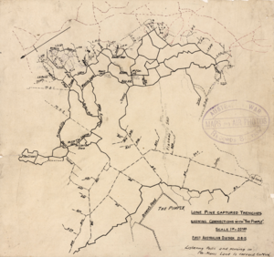 Trench map - Wikipedia
