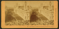 Looking from Administration building, World's Fair, Chicago, by Kilburn, B. W. (Benjamin West), 1827-1909.png