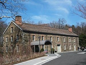 Lorillard Snuff Mill - Lorillard Snuff Mill in 2011