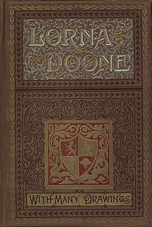 <i>Lorna Doone</i> novel by Richard Doddridge Blackmore