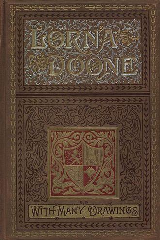 Lorna Doone - 1893 edition