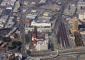 Los Angeles Union Passenger Terminal - LAUPT- ...