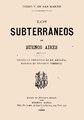 Los subterraneos de Buenos Aires - Pedro V. de San Martin.pdf