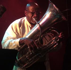 Bob Stewart (musician) - Image: Loz tuba