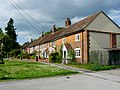 Ludgershall - Cottages In Castle Street - geograph.org.uk - 812290.jpg