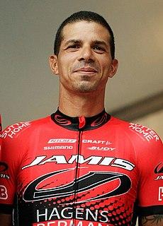 Luis Amarán Cuban cyclist