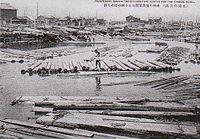 Lumberyards in Taisho-ku, Osaka.JPG
