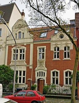 Lutherstraße in Duisburg