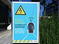 Luxembourg, information tram is coming (4).jpg