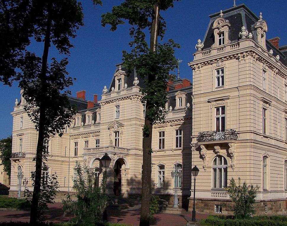 Lviv - Palace of Potocki family