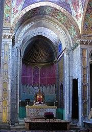 Интерьер Армянского собора