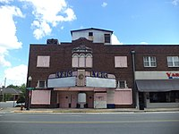 Lyric Theater, Waycross (South face).JPG