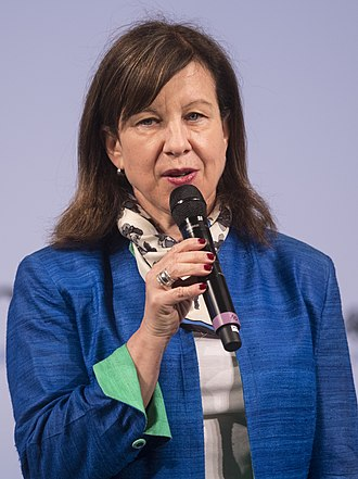 Lyse Doucet - Doucet during the MSC 2017