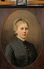 Portrait of a Lady. Marisa v Wolf.