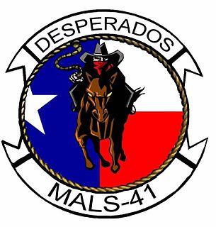 Marine Aviation Logistics Squadron 41