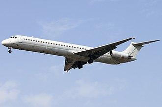 Khors Air - Khors Air McDonnell Douglas MD-82
