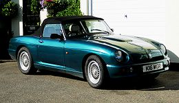 Sports Car Spares Somersby