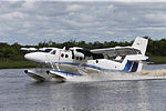 MINISTRO VALAKIVI ENTREGÓ MODERNA FLOTA DE 12 AERONAVES CANADIENSES TWIN OTTER DHC-6 SERIE 400 A LA FUERZA AÉREA DEL PERÚ (19402750068).jpg
