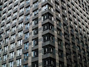 Leo Burnett Building - Leo Burnette Building detail