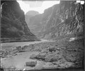MOUTH OF KANAB WASH, LOOKING WEST, COLORADO RIVER - NARA - 524333.tif
