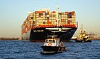 TOP 10: Largest container ships in the world | ArabianSupplyChain.com