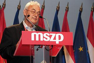 Vilmos Szabó Hungarian politician