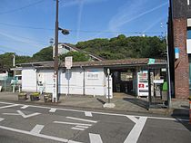 MT-Shinnittetsu-mae Station-Building 2.JPG