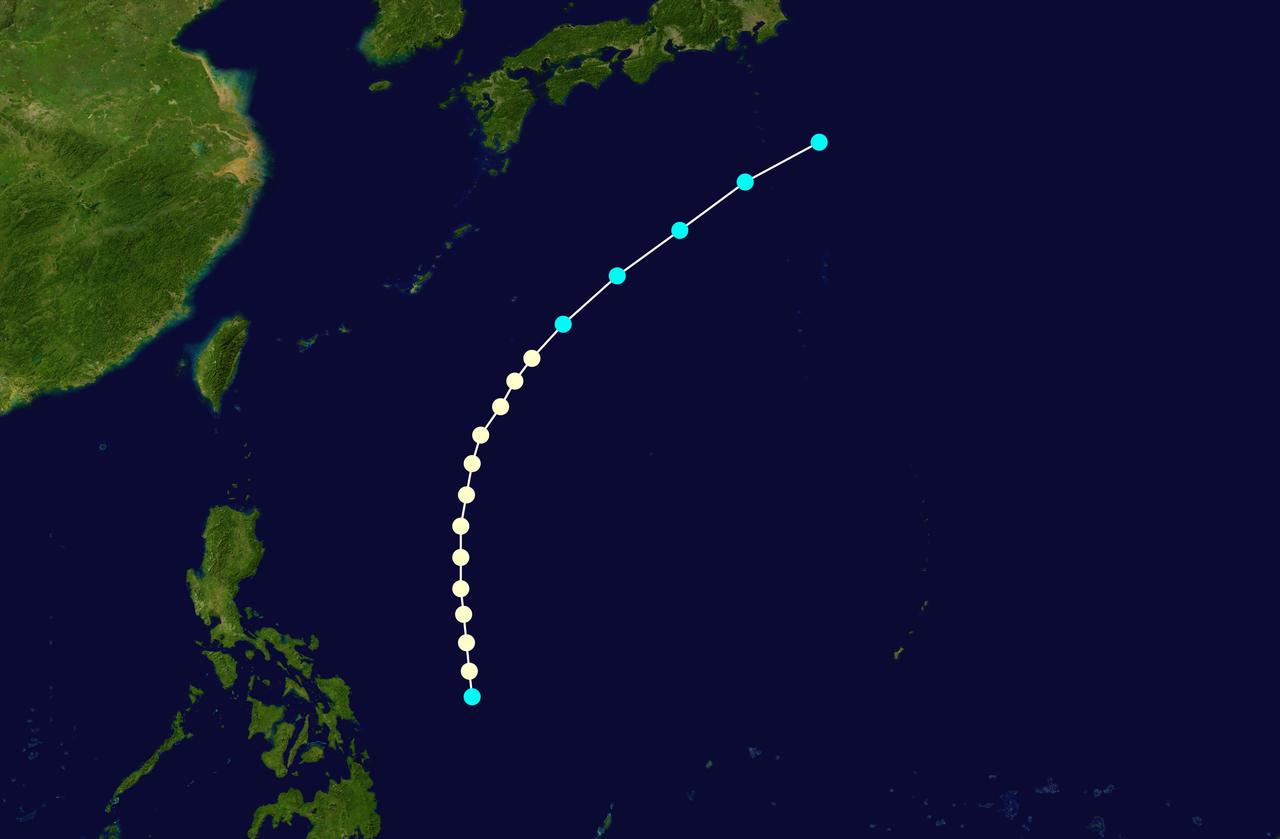 1948 Pacific typhoon season
