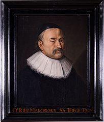 Portrait of Johannes Maccovius (1588-1644)