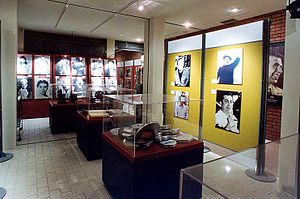 Cinema Museum of Thessaloniki - Image: Macedonian Museums 82 Kinhmatografou Thessalonikhs 366