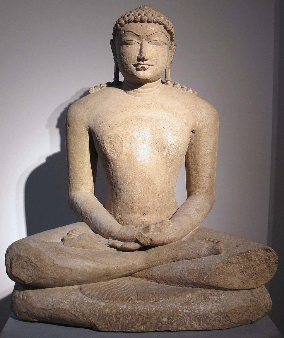 Madhya pradesh, epoca candella, tirthankara rishabhanatha, x-xi sec