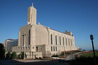 Madonna Della Strada Chapel - Madonna Della Strada Chapel at Loyola University Chicago.