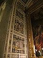 Madonna dell'umiltà, pistoia, stucchi 04.JPG