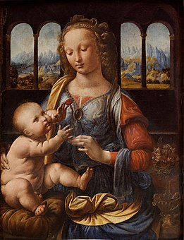 Madonna of the Carnation Leonardo da Vinci.jpg
