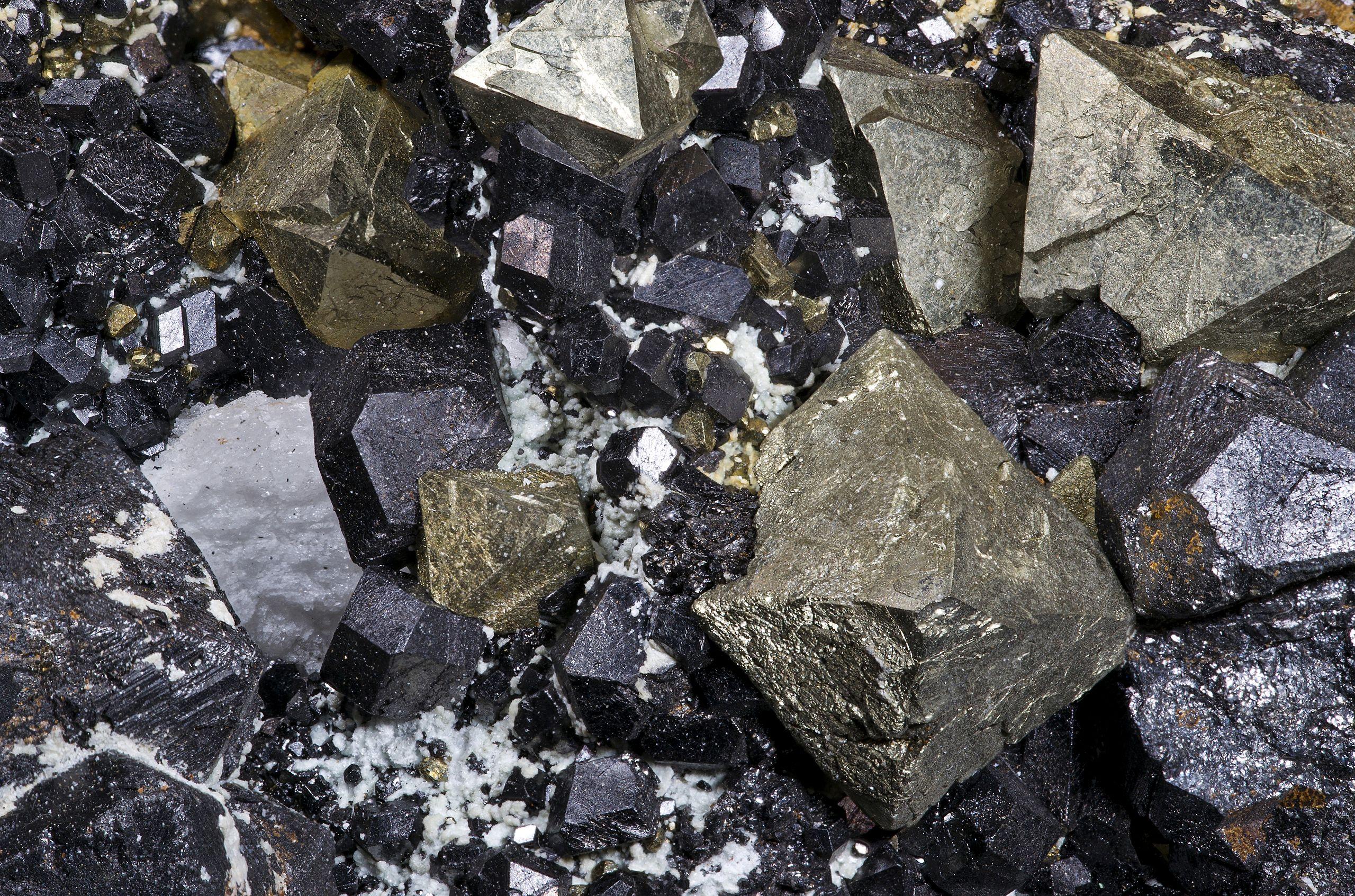 Image illustrative de l'article Magnétite