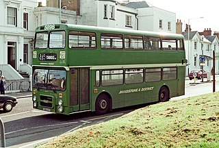 Maidstone & District Motor Services